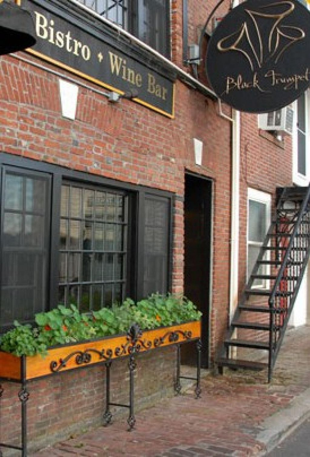 """Photo of Black Trumpet Bistro  by <a href=""""/members/profile/community"""">community</a> <br/>Black Trumpet Bistro <br/> September 10, 2014  - <a href='/contact/abuse/image/51191/79556'>Report</a>"""