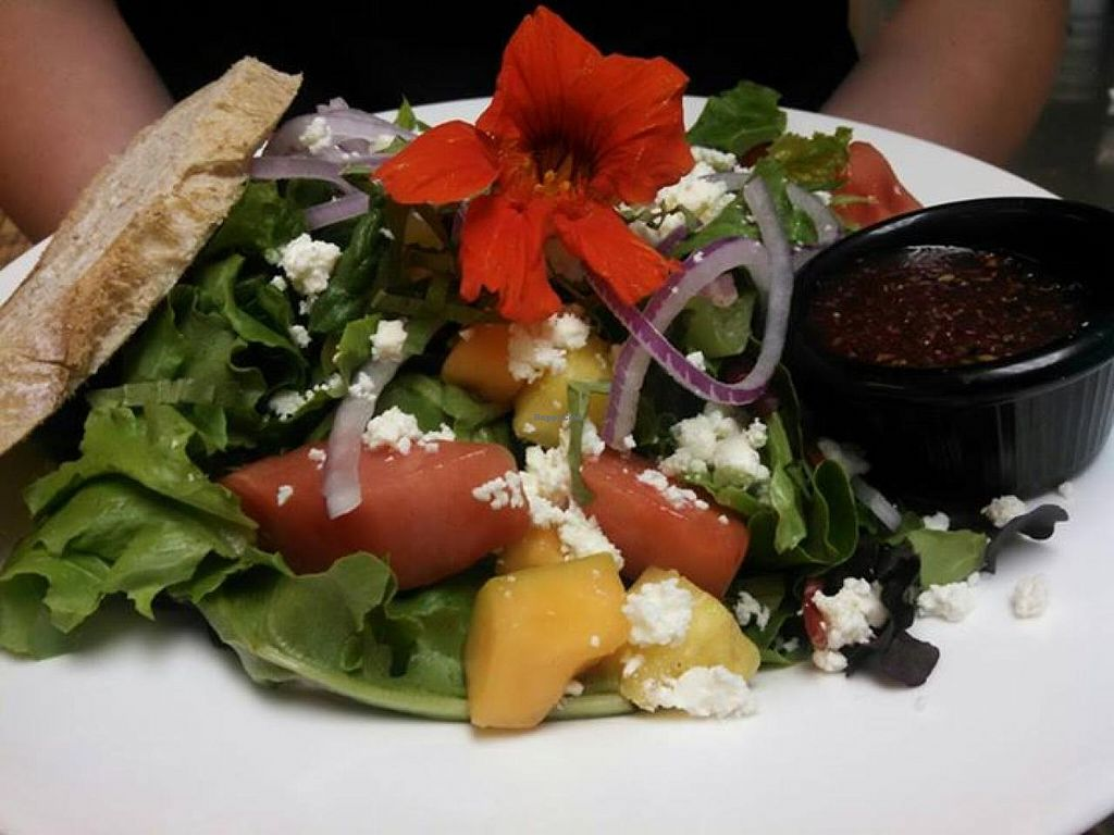 "Photo of Karl's Cuisine  by <a href=""/members/profile/community"">community</a> <br/>Summer salad <br/> September 18, 2014  - <a href='/contact/abuse/image/51201/80318'>Report</a>"