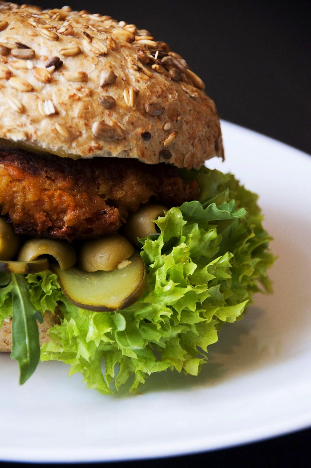 """Photo of CLOSED: vb veganburgers  by <a href=""""/members/profile/veronicafreespirit"""">veronicafreespirit</a> <br/>Foodie <br/> June 4, 2015  - <a href='/contact/abuse/image/51207/104715'>Report</a>"""
