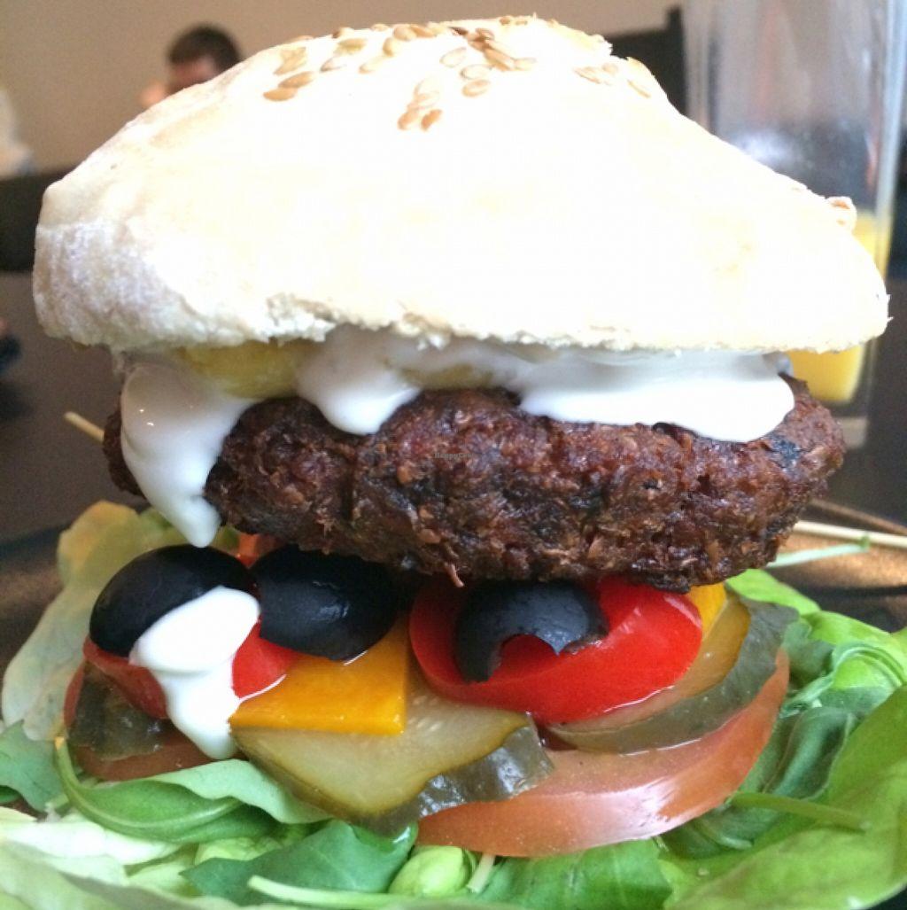 "Photo of CLOSED: vb veganburgers  by <a href=""/members/profile/Beaa"">Beaa</a> <br/>gryczany z grzybami i śliwką <br/> November 13, 2015  - <a href='/contact/abuse/image/51207/124873'>Report</a>"