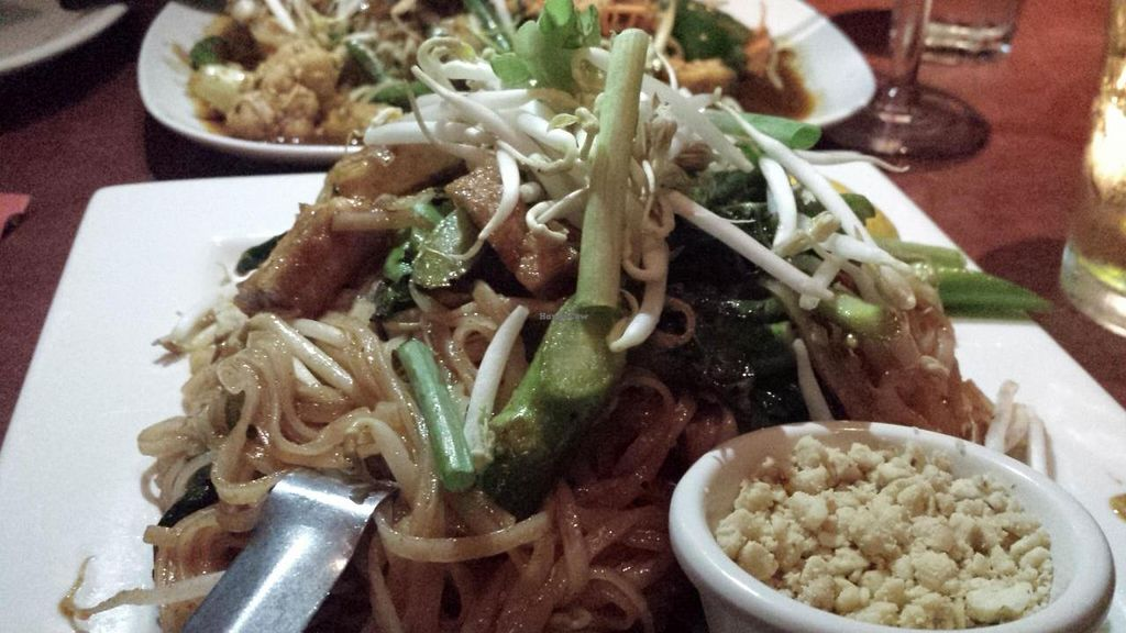 """Photo of Amazing Thailand  by <a href=""""/members/profile/EverydayTastiness"""">EverydayTastiness</a> <br/>vegan pad thai with extra chinese broccoli <br/> September 12, 2014  - <a href='/contact/abuse/image/51238/79715'>Report</a>"""