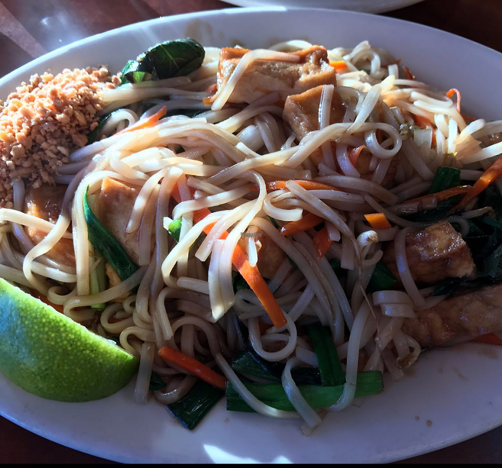 """Photo of Bambu  by <a href=""""/members/profile/Nicole.Marie.Ma"""">Nicole.Marie.Ma</a> <br/>Pad Thai <br/> December 28, 2016  - <a href='/contact/abuse/image/51240/205817'>Report</a>"""
