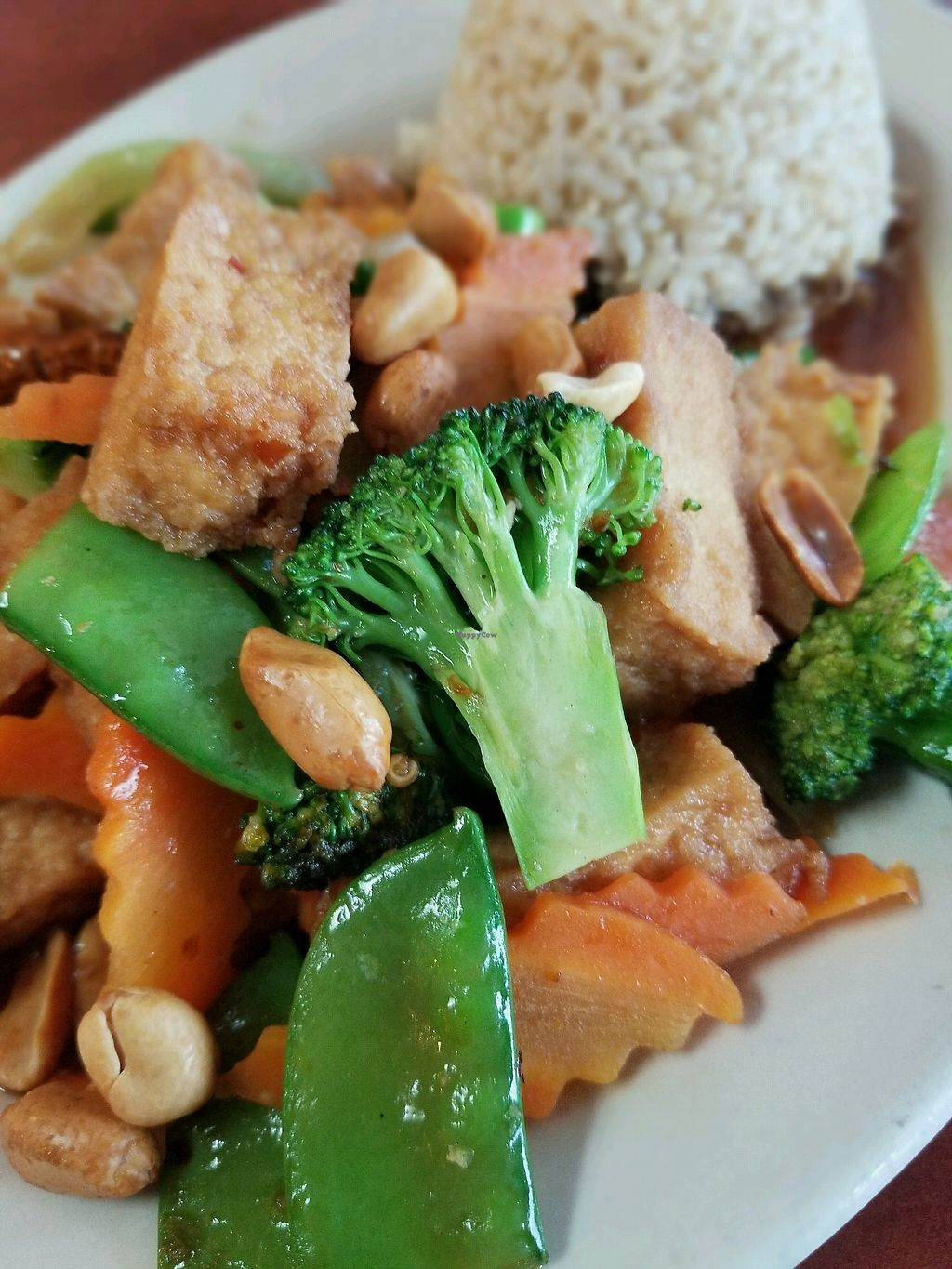"""Photo of Bambu  by <a href=""""/members/profile/IanHoxworth"""">IanHoxworth</a> <br/>Kung Pow Tofu  <br/> November 17, 2017  - <a href='/contact/abuse/image/51240/326550'>Report</a>"""