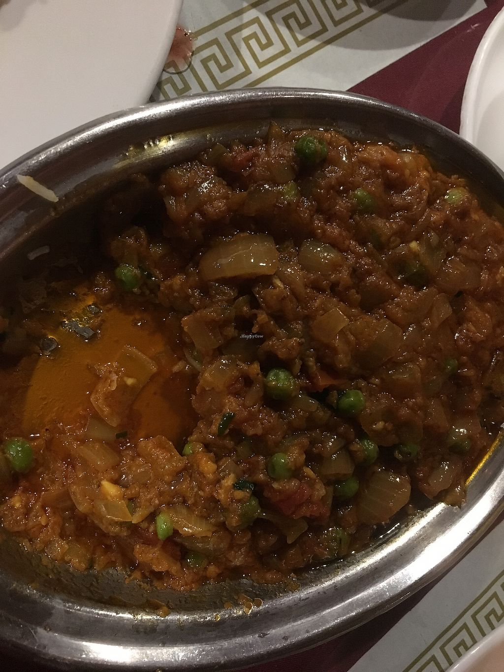 """Photo of Sitar Indian Cuisine  by <a href=""""/members/profile/CColors"""">CColors</a> <br/>Vegan dish <br/> March 11, 2018  - <a href='/contact/abuse/image/51266/369107'>Report</a>"""