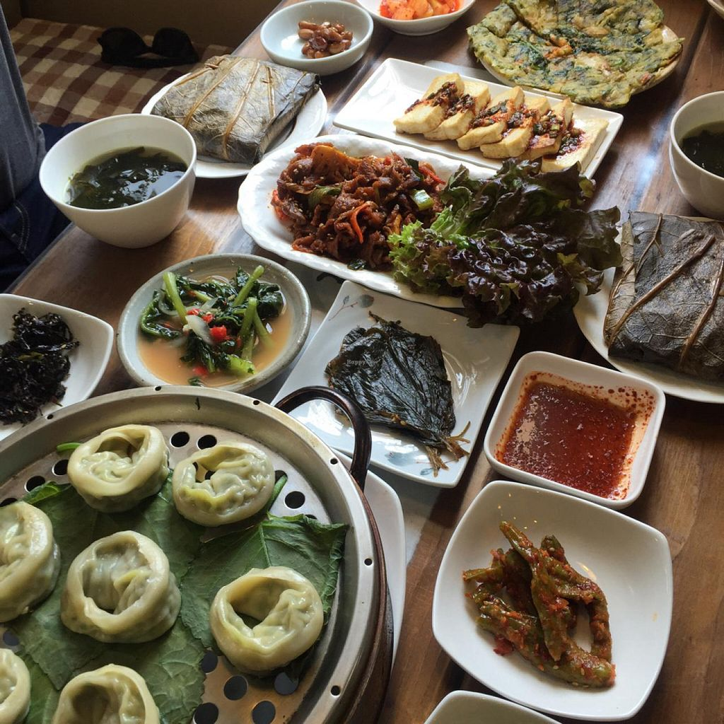 "Photo of Dajeon Cafe  by <a href=""/members/profile/StephieLin"">StephieLin</a> <br/>Korean food  <br/> May 21, 2015  - <a href='/contact/abuse/image/51276/103028'>Report</a>"