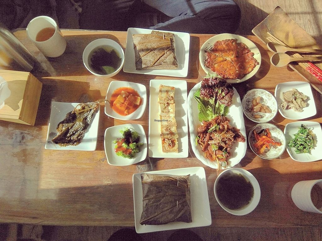 "Photo of Dajeon Cafe  by <a href=""/members/profile/GabbyR7"">GabbyR7</a> <br/>delicious!  <br/> December 25, 2017  - <a href='/contact/abuse/image/51276/338955'>Report</a>"