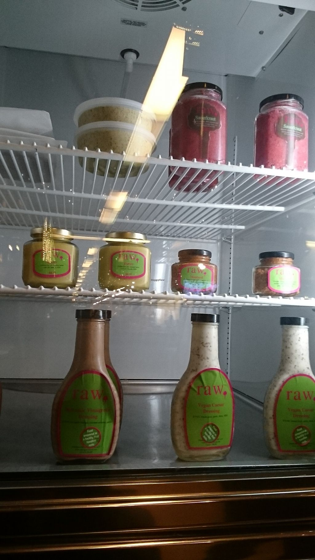 """Photo of Chicago Raw  by <a href=""""/members/profile/ZoraySpielvogel"""">ZoraySpielvogel</a> <br/>Salad dressings & sauces  <br/> January 30, 2018  - <a href='/contact/abuse/image/51283/352824'>Report</a>"""