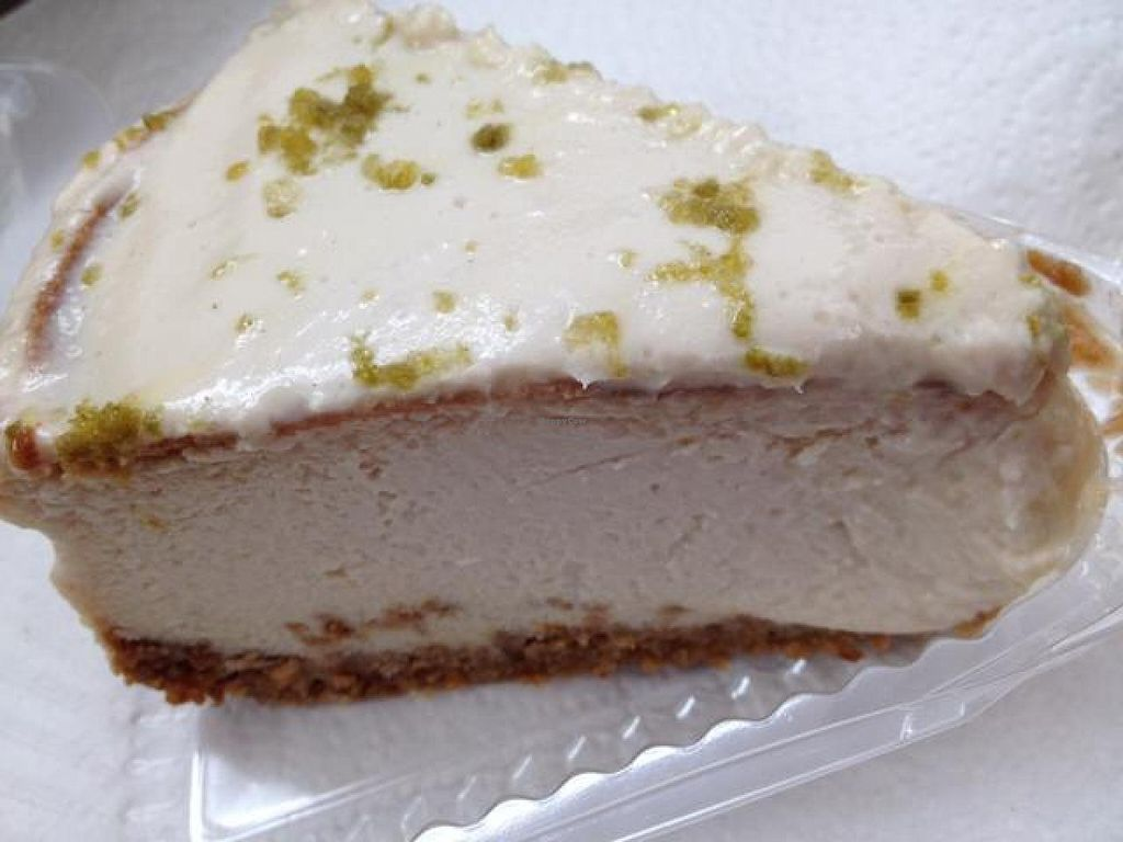 "Photo of CLOSED: Karyn's Cooked  by <a href=""/members/profile/Tigra220"">Tigra220</a> <br/>Key Lime Cheesecake (Delicious!) <br/> November 16, 2014  - <a href='/contact/abuse/image/5130/85801'>Report</a>"