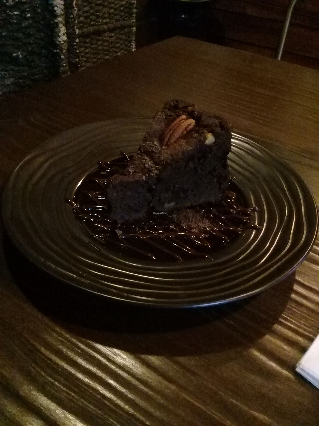 """Photo of Soul R. Vegan Cafe  by <a href=""""/members/profile/Smolphi"""">Smolphi</a> <br/>Brownie <br/> March 21, 2018  - <a href='/contact/abuse/image/51321/373840'>Report</a>"""