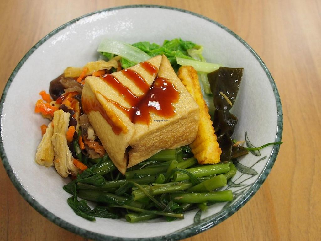 """Photo of Taiwan Su  by <a href=""""/members/profile/bluesomeone"""">bluesomeone</a> <br/>organic Tofu rice <br/> September 16, 2014  - <a href='/contact/abuse/image/51322/80166'>Report</a>"""
