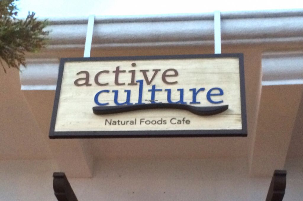"Photo of Active Culture  by <a href=""/members/profile/RebeccaX13"">RebeccaX13</a> <br/>This is what the sign looks like <br/> May 20, 2016  - <a href='/contact/abuse/image/51348/149978'>Report</a>"