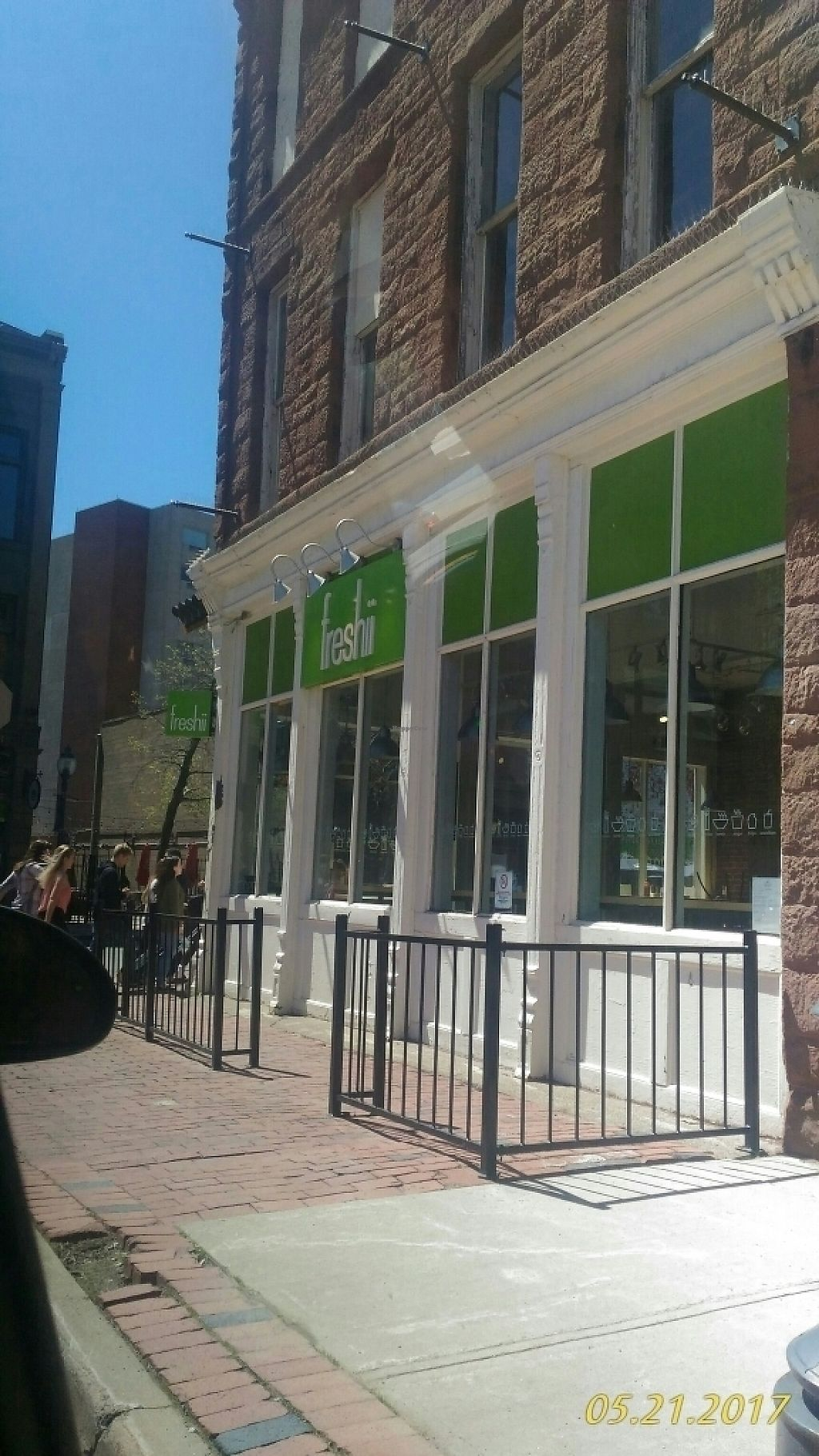 """Photo of freshii  by <a href=""""/members/profile/QuothTheRaven"""">QuothTheRaven</a> <br/>outside <br/> May 21, 2017  - <a href='/contact/abuse/image/51350/261063'>Report</a>"""