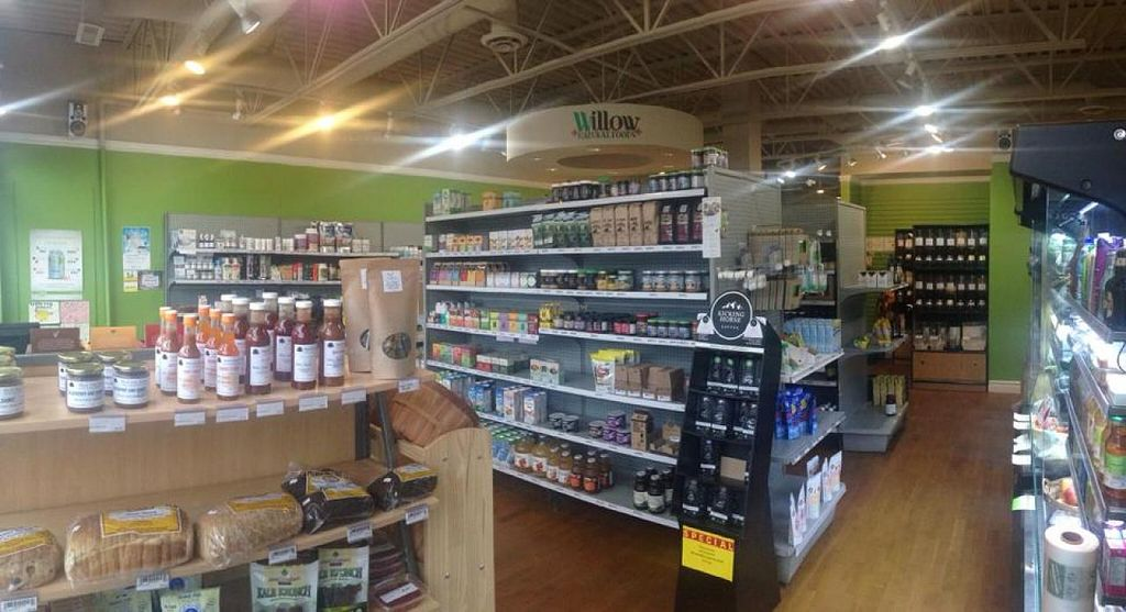 """Photo of Willow Natural Foods  by <a href=""""/members/profile/community"""">community</a> <br/>Willow Natural Foods <br/> September 15, 2014  - <a href='/contact/abuse/image/51366/79996'>Report</a>"""