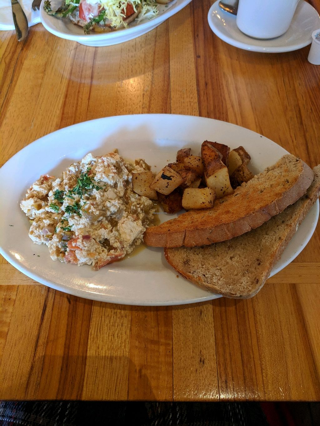 """Photo of The Autumn Cafe  by <a href=""""/members/profile/ToriKriegel"""">ToriKriegel</a> <br/>Tofu scramble <br/> January 28, 2018  - <a href='/contact/abuse/image/51369/351929'>Report</a>"""