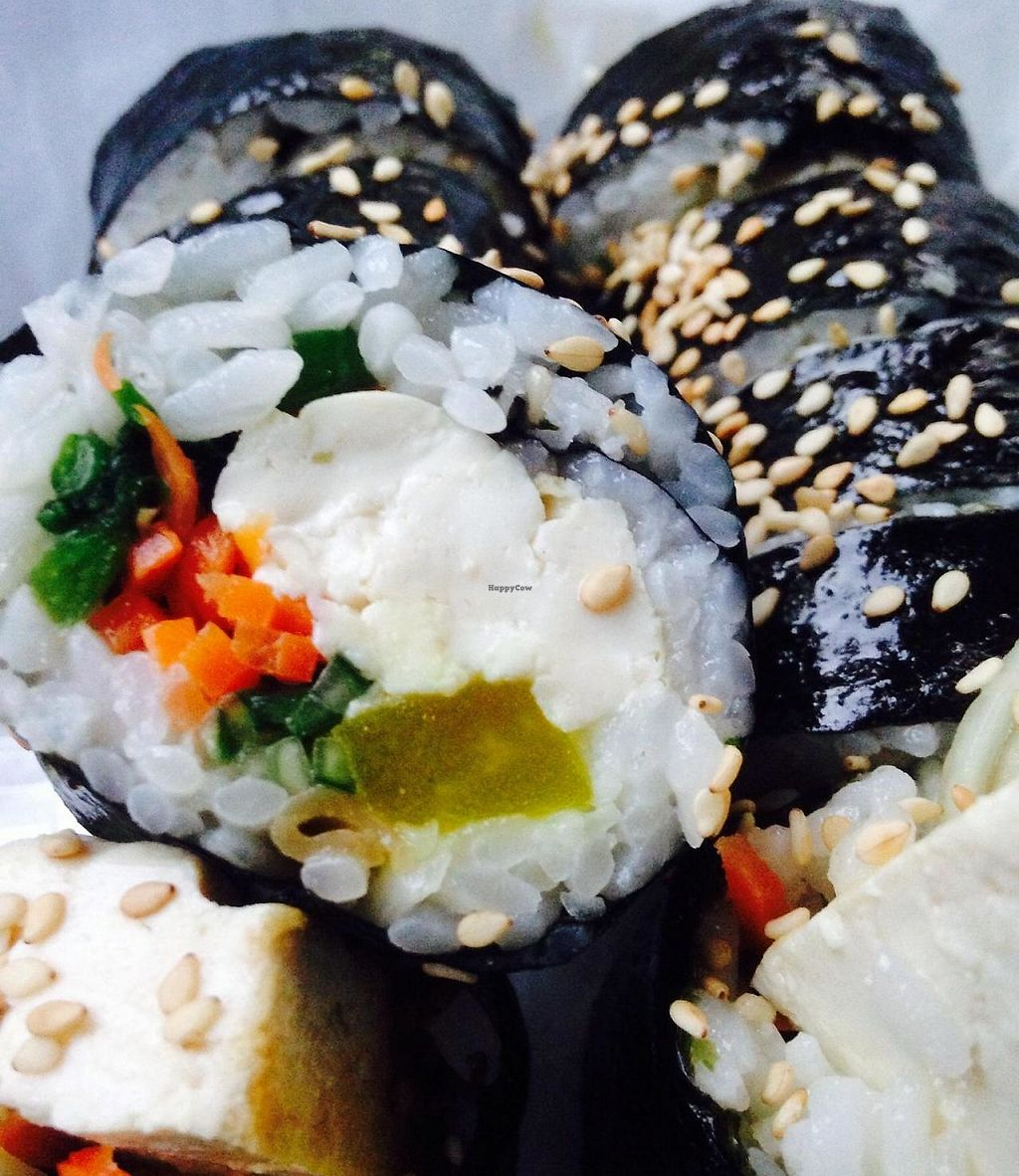 "Photo of Triple B Fresh  by <a href=""/members/profile/cookiem"">cookiem</a> <br/>Veggie roll- 10 pieces <br/> October 5, 2014  - <a href='/contact/abuse/image/51417/191564'>Report</a>"