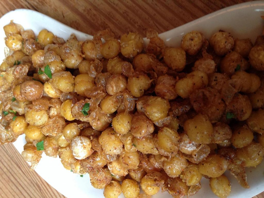 """Photo of Leon's Full Service  by <a href=""""/members/profile/calamaestra"""">calamaestra</a> <br/>Fried chickpeas <br/> September 28, 2014  - <a href='/contact/abuse/image/51464/81420'>Report</a>"""
