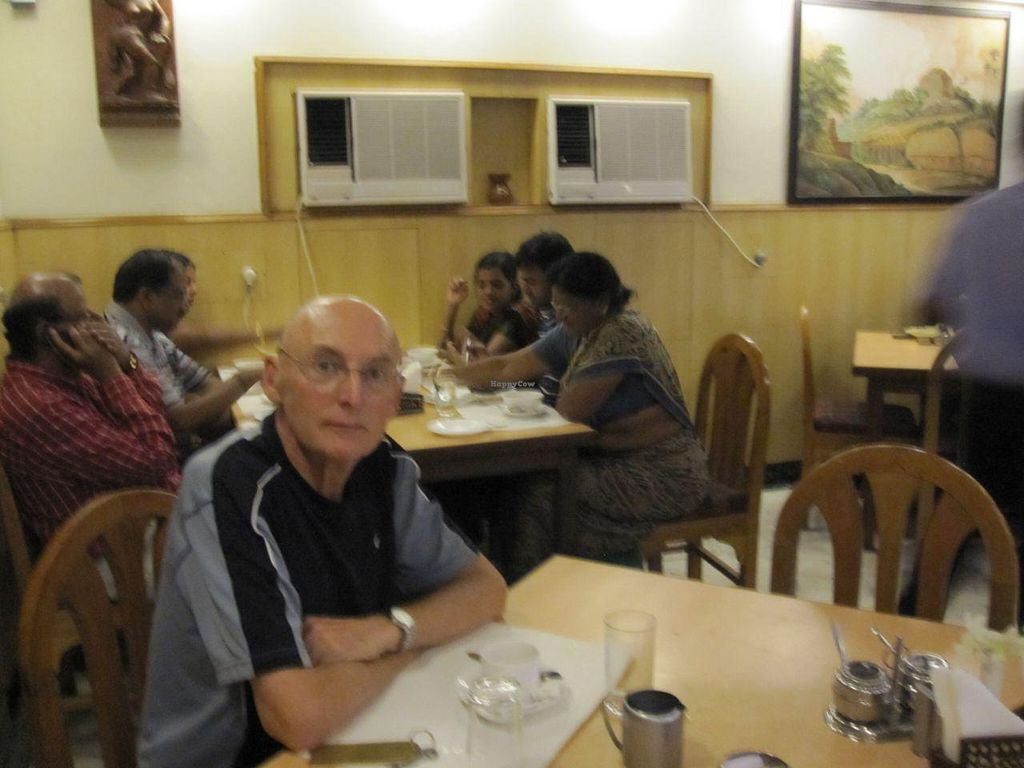 """Photo of Golden Palate  by <a href=""""/members/profile/Veganswife"""">Veganswife</a> <br/>This gives an idea of the interior of Golden Palate. A pity I did not photograph the food -we were too busy enjoying it! <br/> September 24, 2014  - <a href='/contact/abuse/image/51468/80984'>Report</a>"""