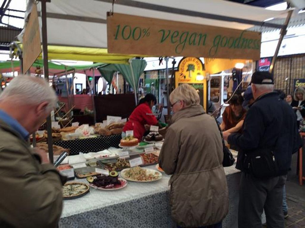 "Photo of Vegan Garden London - Food Stand  by <a href=""/members/profile/Tomericko"">Tomericko</a> <br/>:) <br/> November 9, 2014  - <a href='/contact/abuse/image/51473/85093'>Report</a>"