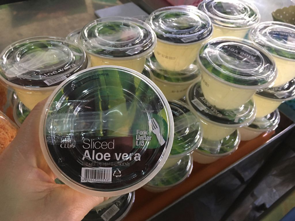 "Photo of Tamachat  by <a href=""/members/profile/happycyclist"">happycyclist</a> <br/>Aloe Vera jelly <br/> January 30, 2017  - <a href='/contact/abuse/image/5147/219586'>Report</a>"