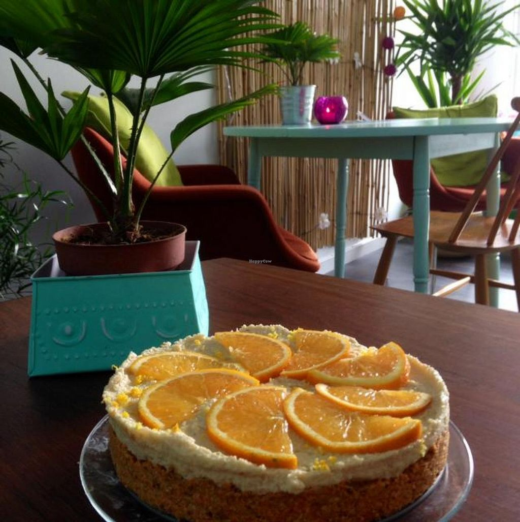 """Photo of CLOSED: Bare Groent  by <a href=""""/members/profile/AnetteBerg"""">AnetteBerg</a> <br/>raw carrot cake <br/> October 29, 2014  - <a href='/contact/abuse/image/51513/84155'>Report</a>"""