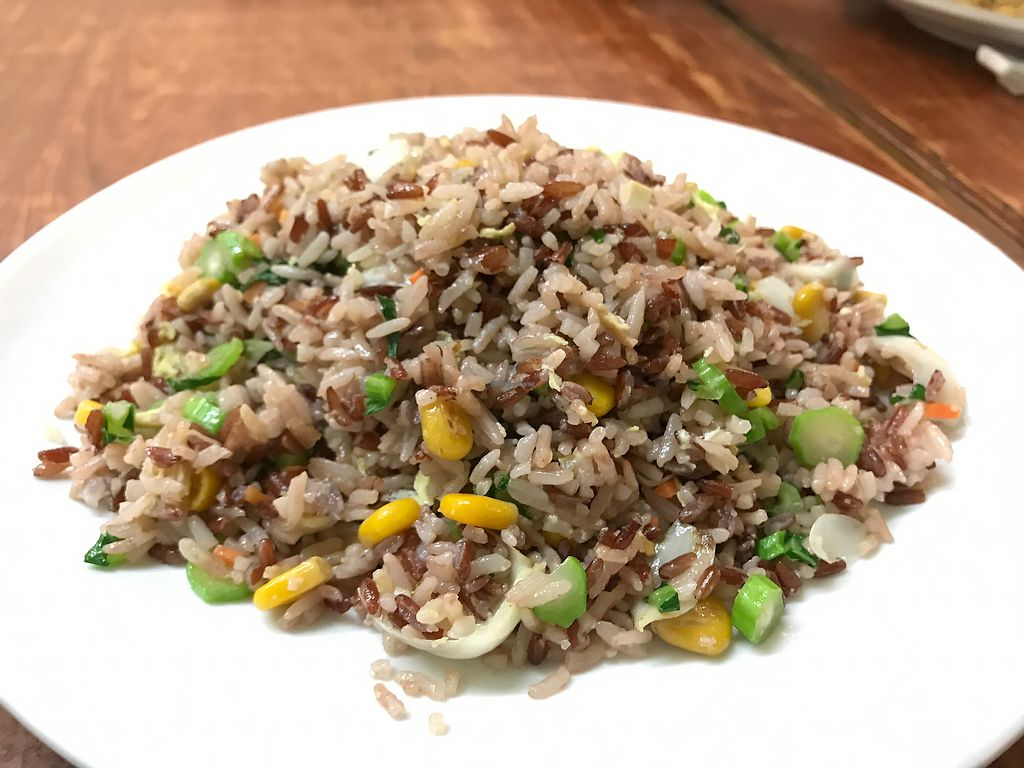 """Photo of Tin Yu Vegetarian  by <a href=""""/members/profile/AnnLiu"""">AnnLiu</a> <br/>yummy fried rice <br/> September 25, 2017  - <a href='/contact/abuse/image/51528/308254'>Report</a>"""