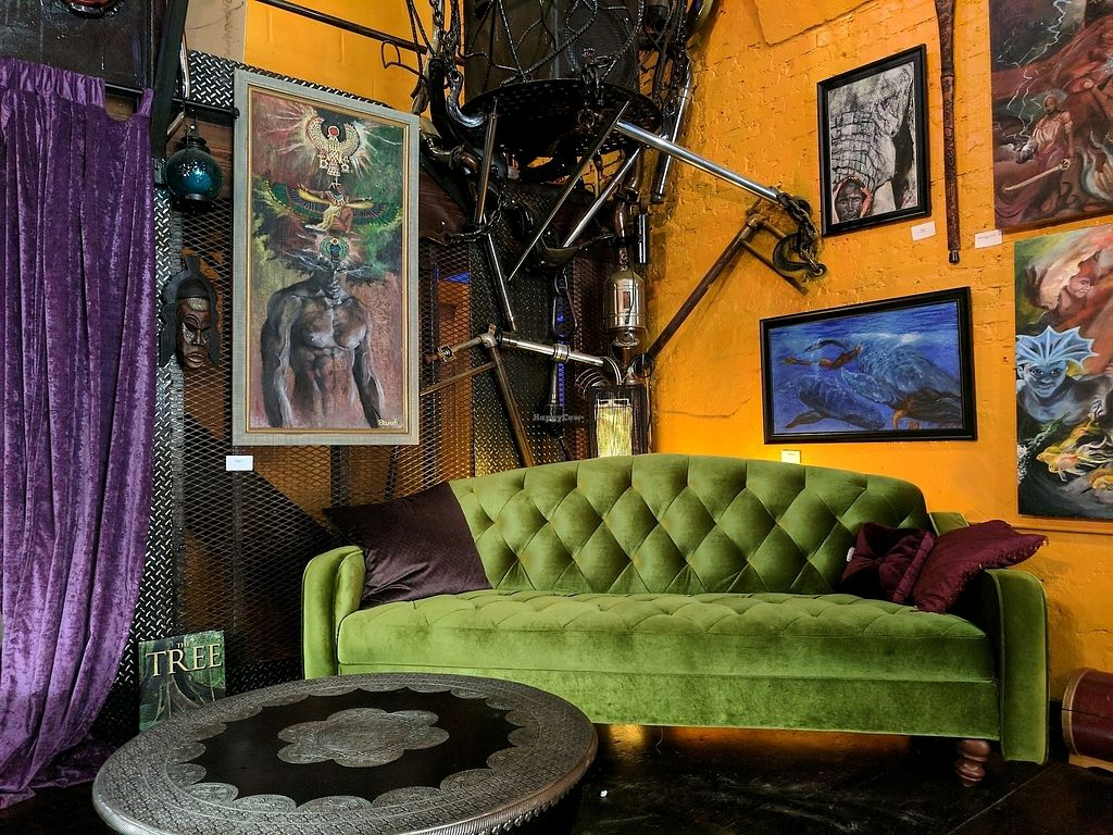 """Photo of Humanitree House Juice Joint and Gallery  by <a href=""""/members/profile/TerenceWashington"""">TerenceWashington</a> <br/>Events, juice, and vegan dishes <br/> September 14, 2017  - <a href='/contact/abuse/image/51580/304430'>Report</a>"""