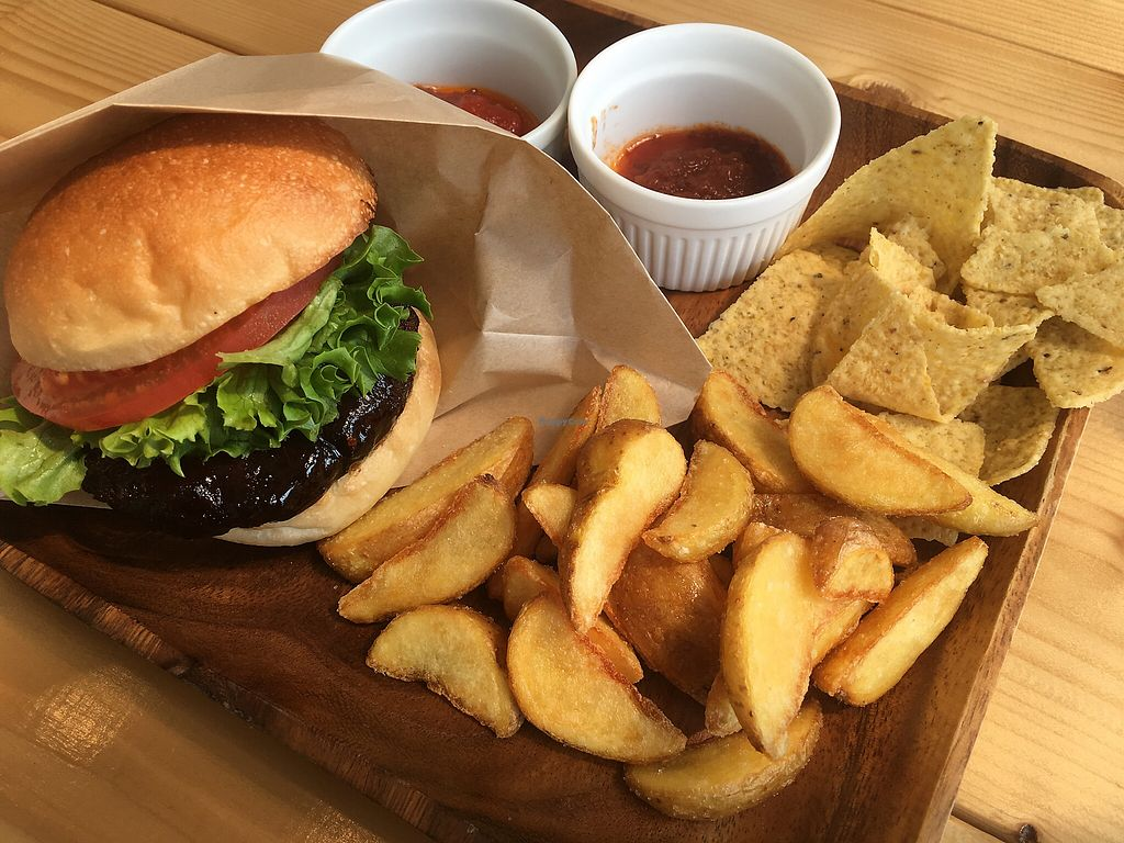 """Photo of Tami's  by <a href=""""/members/profile/ShannonHegedus"""">ShannonHegedus</a> <br/>Teriyaki Burger <br/> March 19, 2018  - <a href='/contact/abuse/image/51601/372901'>Report</a>"""