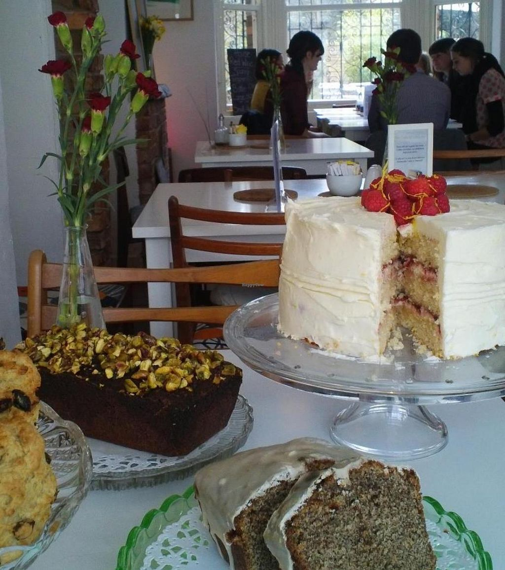 """Photo of Cafe 68 at York Castle Museum  by <a href=""""/members/profile/community"""">community</a> <br/>The Cafe 68 Gillygate <br/> September 24, 2014  - <a href='/contact/abuse/image/51630/80925'>Report</a>"""
