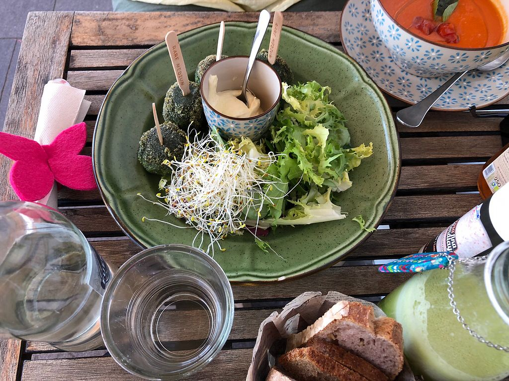 "Photo of Baobab Juice Bar Casa Vegetariana  by <a href=""/members/profile/mmarta"">mmarta</a> <br/>Lunch  <br/> April 9, 2018  - <a href='/contact/abuse/image/51671/383009'>Report</a>"