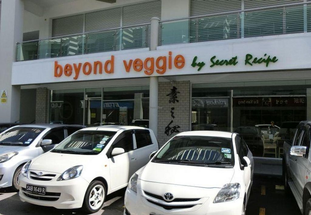 """Photo of Beyond Veggie by Secret Recipe - Metro Town  by <a href=""""/members/profile/Canamon"""">Canamon</a> <br/>2014-09-26 front <br/> September 27, 2014  - <a href='/contact/abuse/image/51742/81267'>Report</a>"""