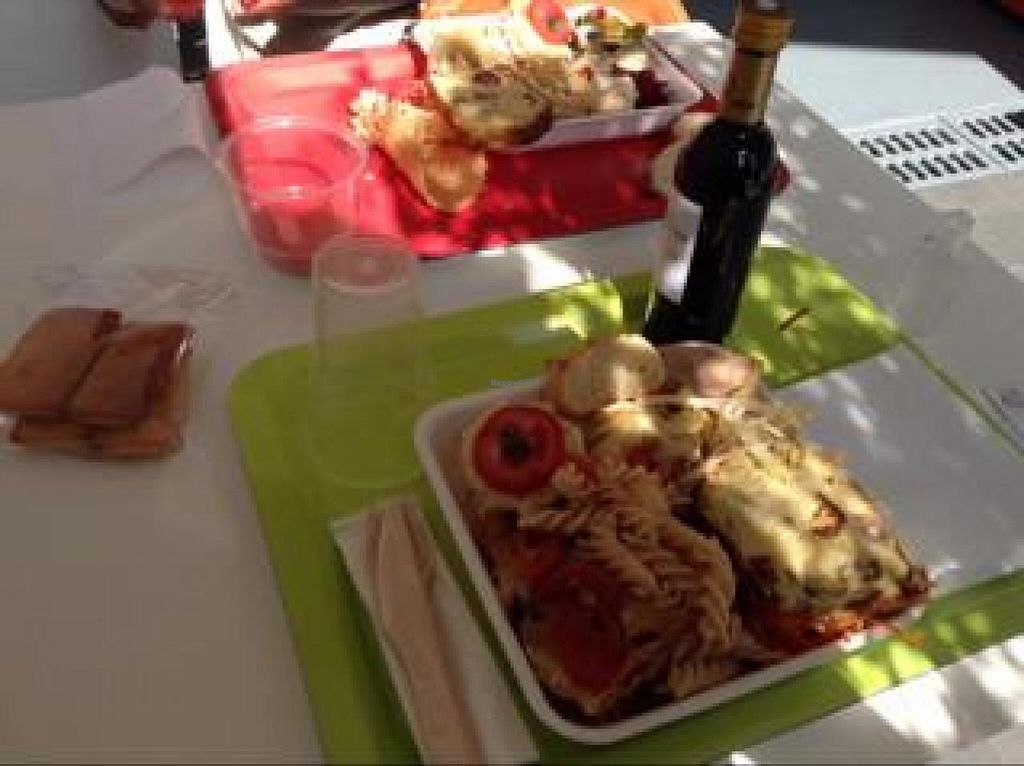 """Photo of La Verriere  by <a href=""""/members/profile/cyberlp23"""">cyberlp23</a> <br/>a full plate of cold dishes from the buffet <br/> October 3, 2014  - <a href='/contact/abuse/image/51744/82041'>Report</a>"""