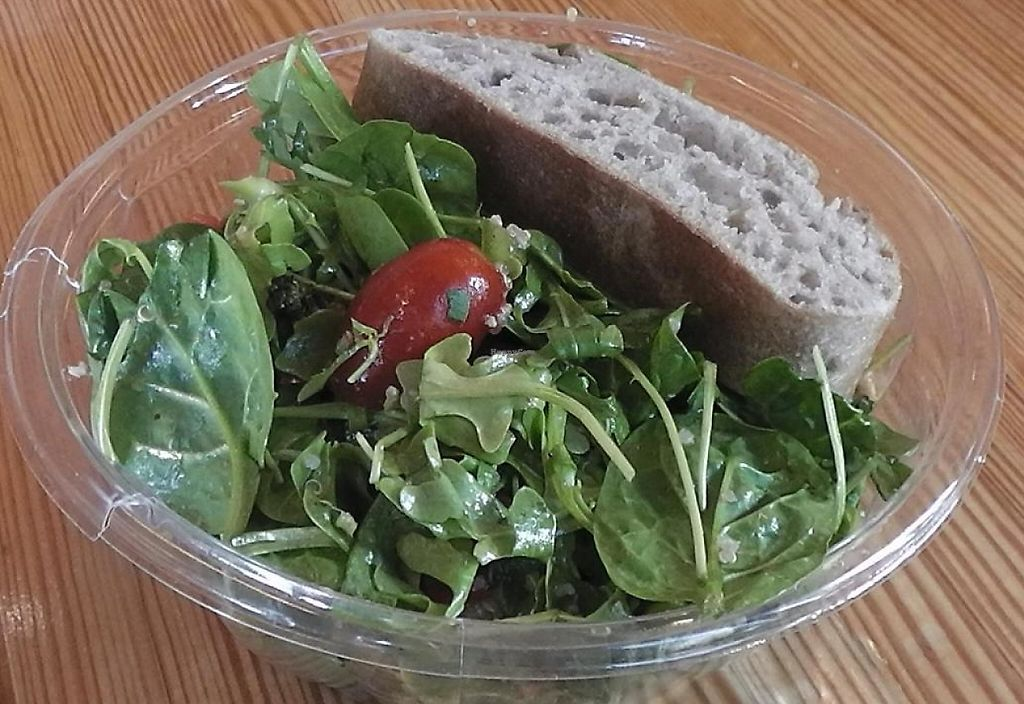 """Photo of sweetgreen - Wilson Blvd  by <a href=""""/members/profile/kenvegan"""">kenvegan</a> <br/>Made my own salad at Sweetgreen <br/> September 27, 2014  - <a href='/contact/abuse/image/51750/232090'>Report</a>"""