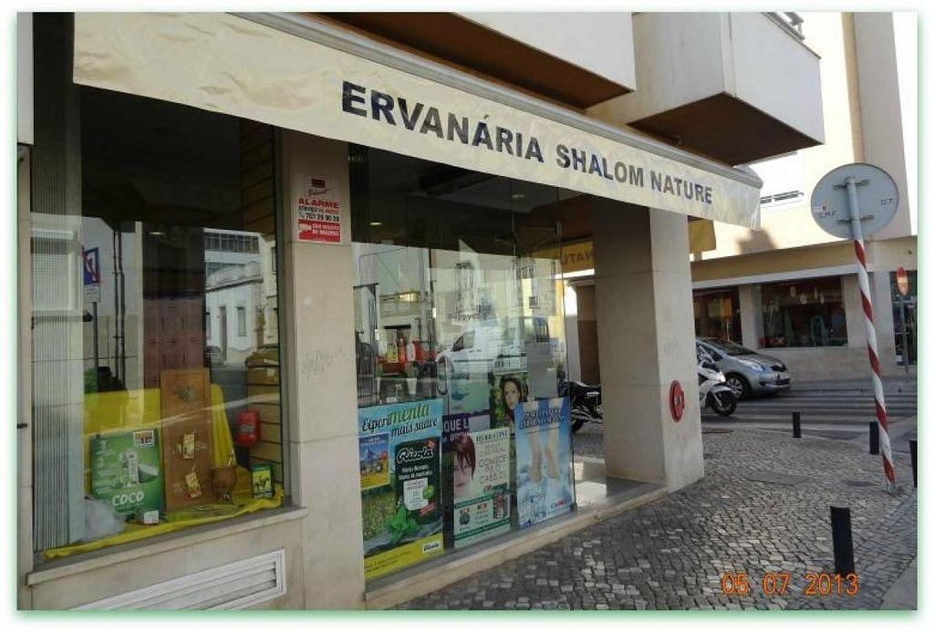 """Photo of Shalom Nature  by <a href=""""/members/profile/ErvanariaShalom"""">ErvanariaShalom</a> <br/>Visite-nos! ERVANÁRIA SHALOM NATURE Rua João de Deus, 28C,  8000-368 - Faro - Portugal FHONE: 289 804 019 Mail: shalomnature@lojanatural.com.pt website: lojanatural.com.pt <br/> October 31, 2014  - <a href='/contact/abuse/image/51765/84273'>Report</a>"""
