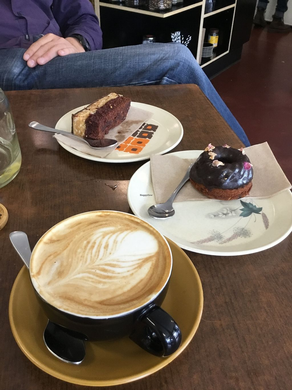 """Photo of Straight Up  by <a href=""""/members/profile/VeJo"""">VeJo</a> <br/>Coffee and desserts at Straight Up <br/> December 5, 2017  - <a href='/contact/abuse/image/51772/332487'>Report</a>"""