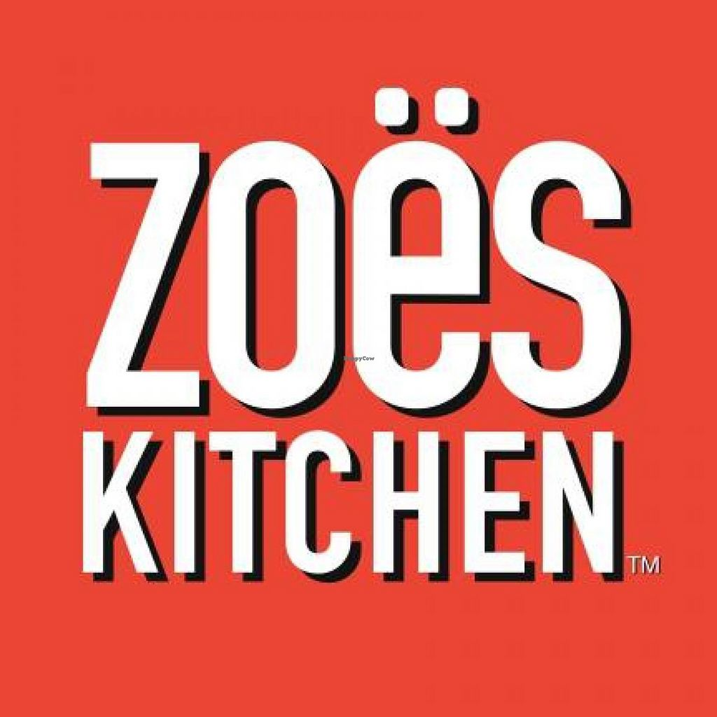 """Photo of Zoe's Kitchen  by <a href=""""/members/profile/community"""">community</a> <br/>Zoe's Kitchen <br/> September 27, 2014  - <a href='/contact/abuse/image/51781/81321'>Report</a>"""