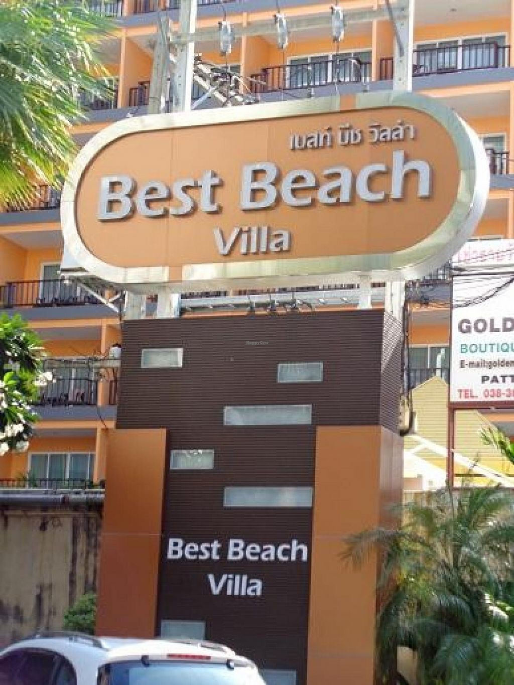 """Photo of Best Beach Villa  by <a href=""""/members/profile/Kelly%20Kelly"""">Kelly Kelly</a> <br/>Best Beach Villa sign <br/> September 30, 2014  - <a href='/contact/abuse/image/51828/81677'>Report</a>"""
