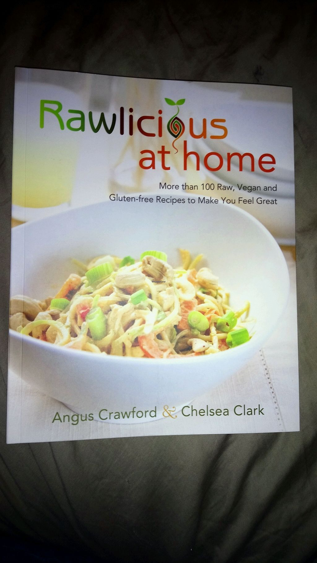 """Photo of Rawlicious  by <a href=""""/members/profile/JessicaTaylor-Keller"""">JessicaTaylor-Keller</a> <br/>Rawlicious Cook Book  <br/> October 5, 2017  - <a href='/contact/abuse/image/51867/312095'>Report</a>"""