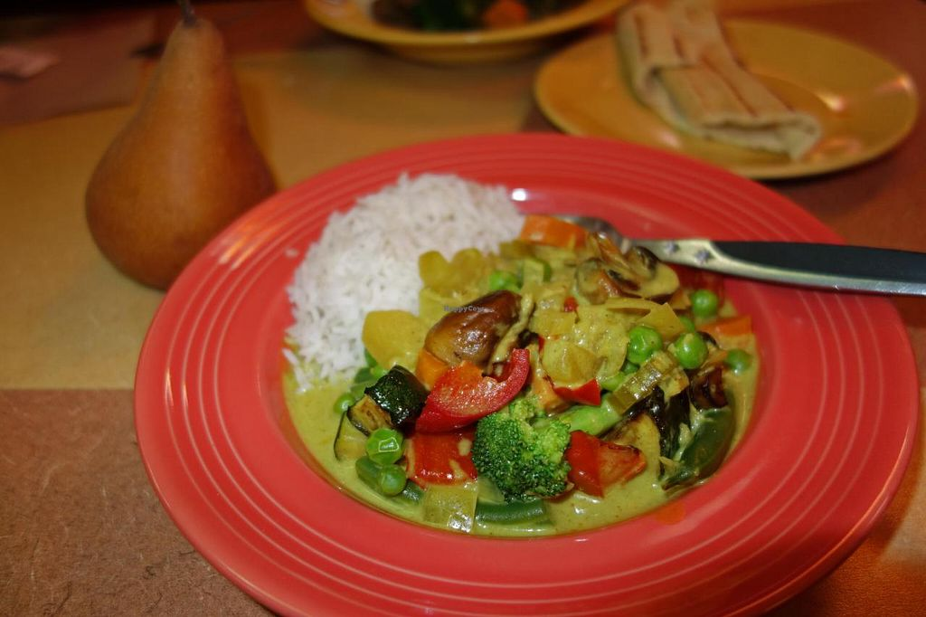 "Photo of CLOSED: Spice  by <a href=""/members/profile/veuzent"">veuzent</a> <br/>Curried veggie rice bowl with jasmine rice <br/> October 17, 2014  - <a href='/contact/abuse/image/51901/83174'>Report</a>"