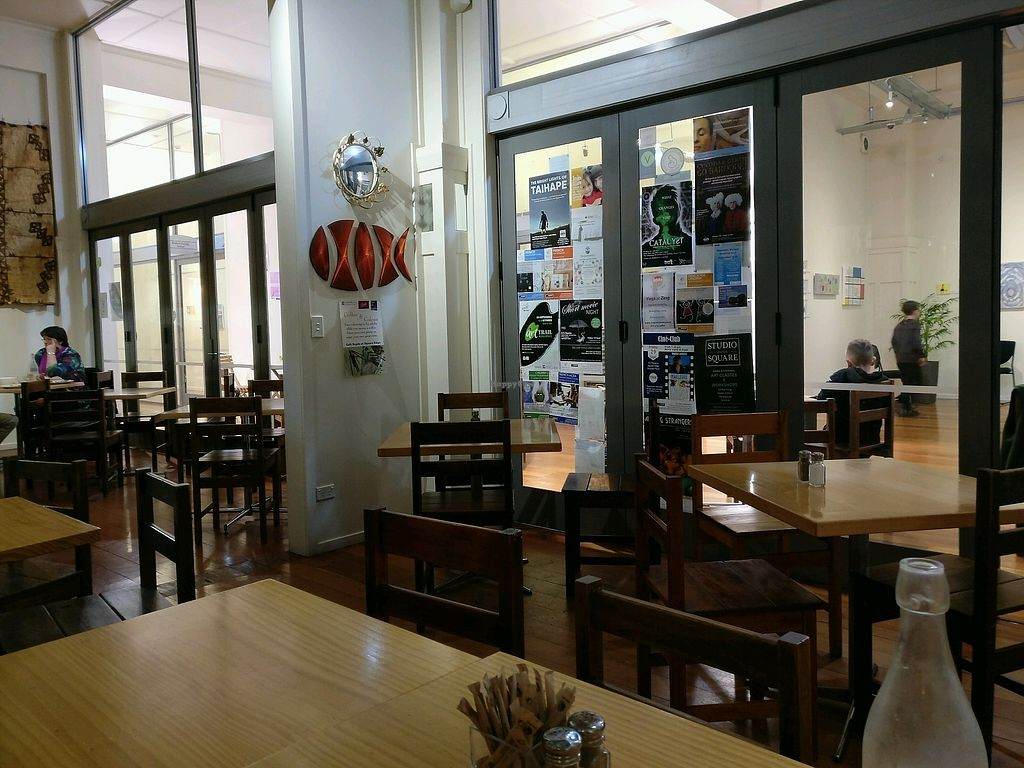 """Photo of Cafe Royale  by <a href=""""/members/profile/Aloo"""">Aloo</a> <br/>nice seating <br/> September 15, 2017  - <a href='/contact/abuse/image/51920/304643'>Report</a>"""