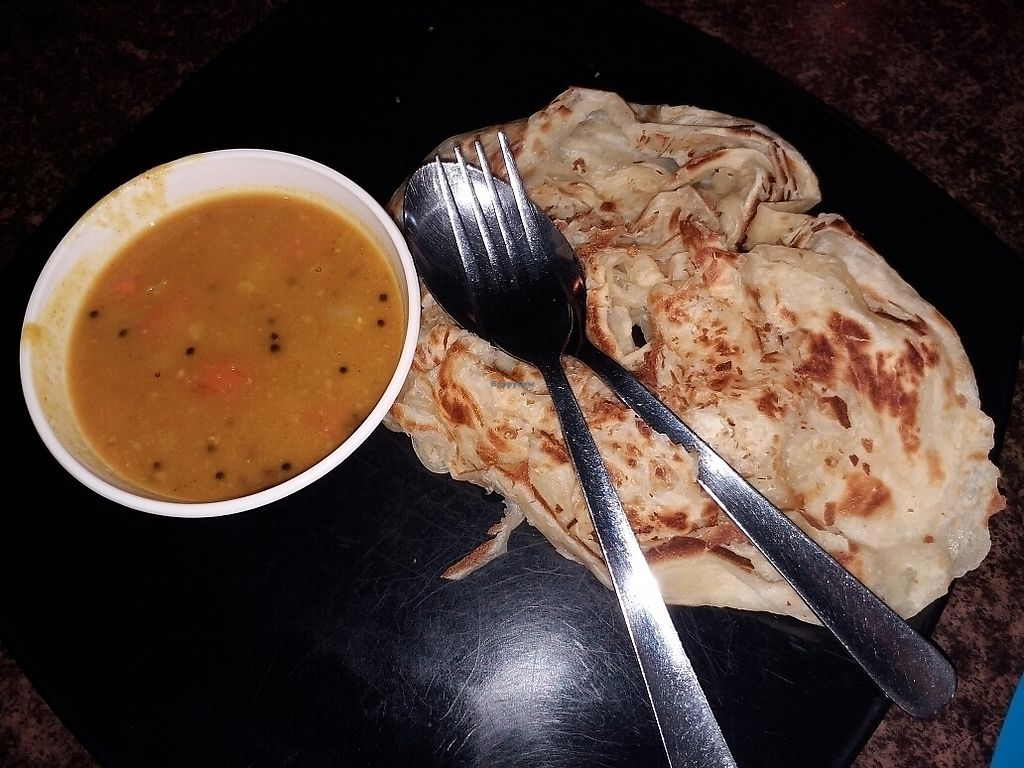 "Photo of Vege Hut  by <a href=""/members/profile/WenYou"">WenYou</a> <br/>Freshly made Roti Canai  <br/> June 15, 2017  - <a href='/contact/abuse/image/51934/269399'>Report</a>"