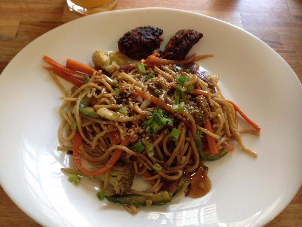 """Photo of Barao Natural - Baraozinho  by <a href=""""/members/profile/Paolla"""">Paolla</a> <br/>Yakissoba - one of the hot dishes options <br/> January 10, 2015  - <a href='/contact/abuse/image/51963/90049'>Report</a>"""