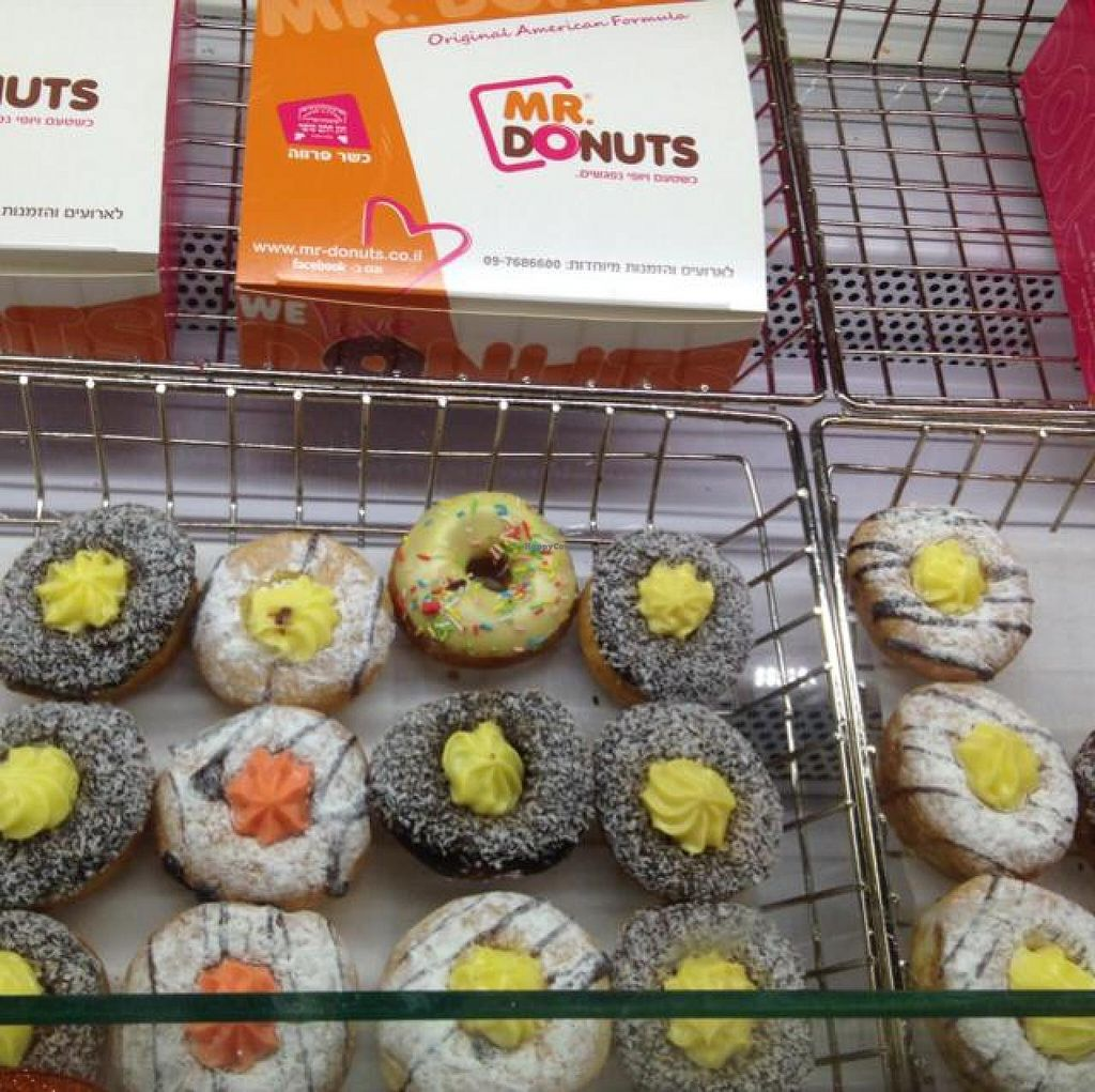 """Photo of Mr. Donuts  by <a href=""""/members/profile/Brok%20O.%20Lee"""">Brok O. Lee</a> <br/>Vegan Donuts <br/> October 6, 2014  - <a href='/contact/abuse/image/52001/82281'>Report</a>"""