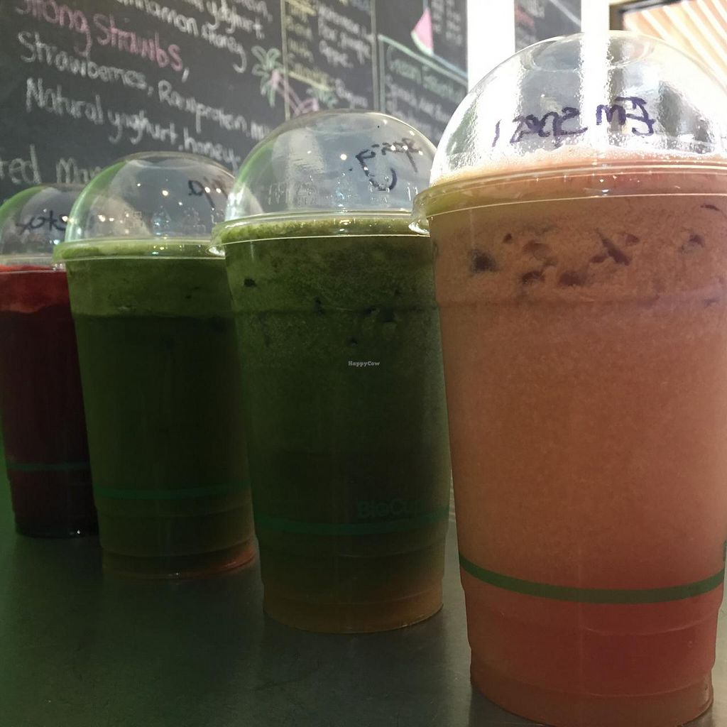 """Photo of Margaret River Juice Company  by <a href=""""/members/profile/Margaret%20River"""">Margaret River</a> <br/>Always fresh!  <br/> March 1, 2015  - <a href='/contact/abuse/image/52003/94417'>Report</a>"""