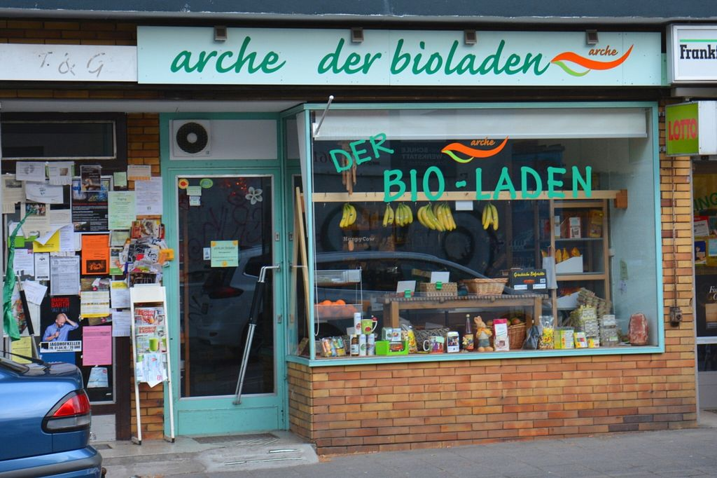 """Photo of Arche  by <a href=""""/members/profile/Menne"""">Menne</a> <br/>Exterior view of Arche organic food store <br/> March 29, 2016  - <a href='/contact/abuse/image/52010/141787'>Report</a>"""