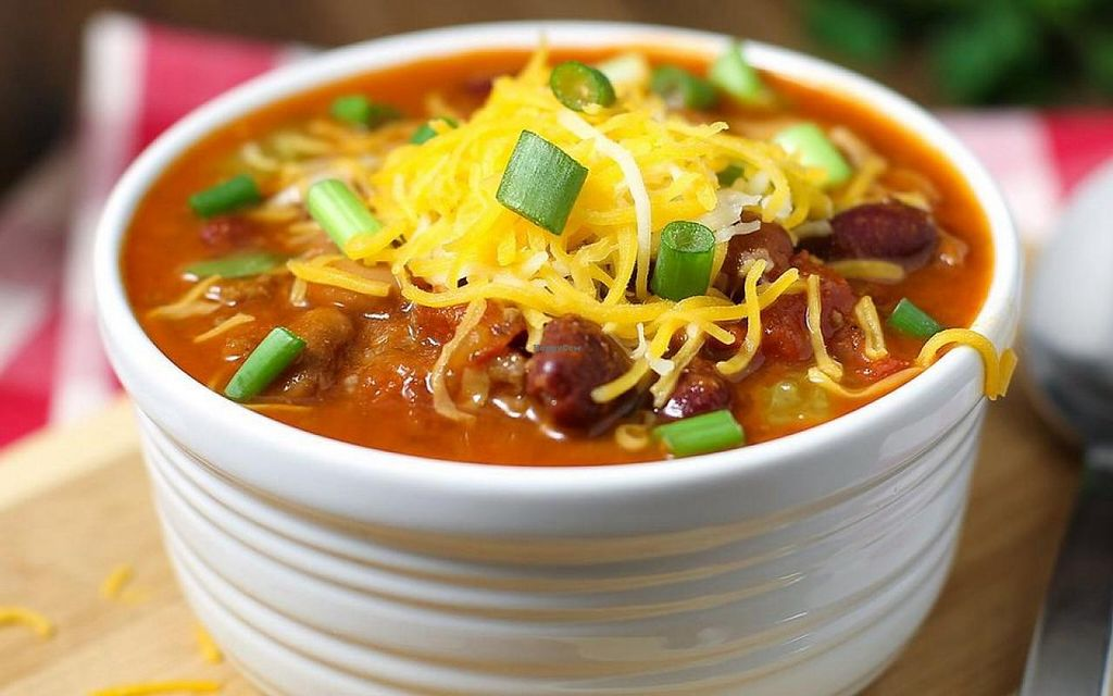 "Photo of Salad Shoppe  by <a href=""/members/profile/Grubguy"">Grubguy</a> <br/>Best Chili Beans <br/> April 6, 2015  - <a href='/contact/abuse/image/52026/98124'>Report</a>"