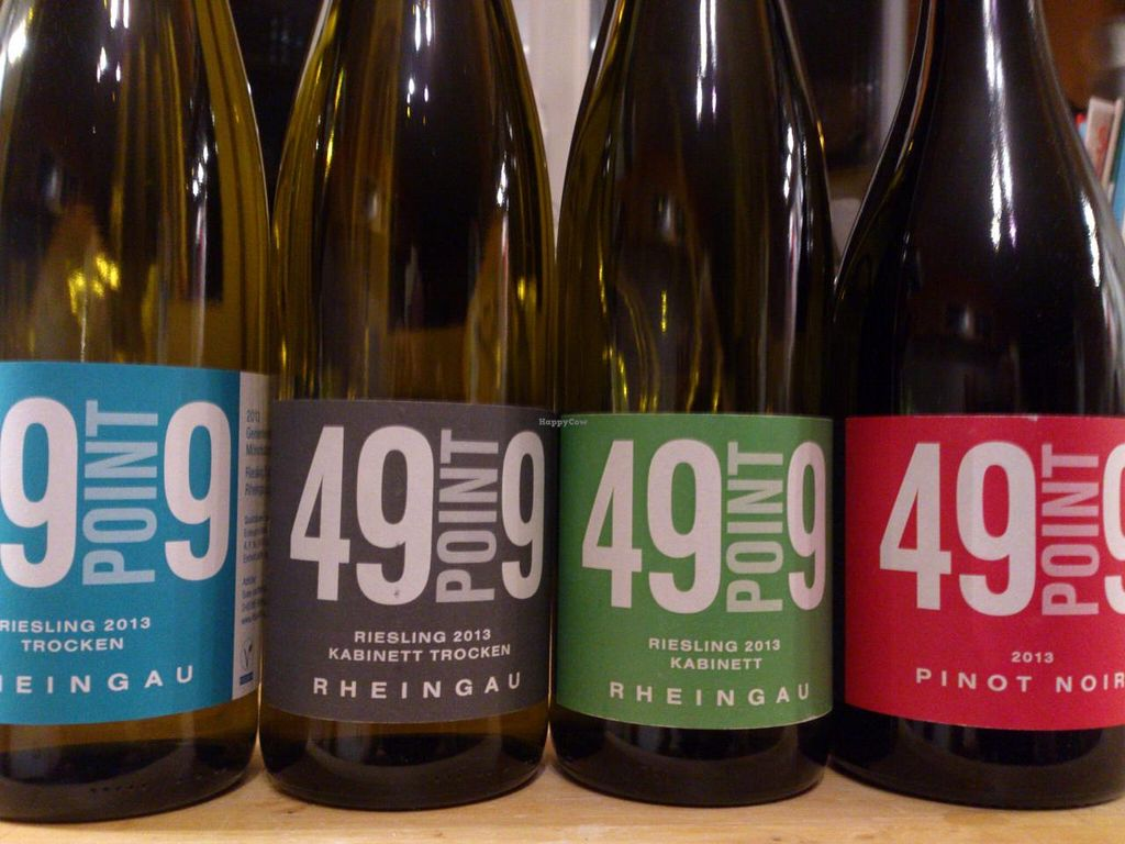 """Photo of 49point9  by <a href=""""/members/profile/Tank242"""">Tank242</a> <br/>Three Rieslings and one Pinot Noir <br/> October 30, 2014  - <a href='/contact/abuse/image/52039/84220'>Report</a>"""