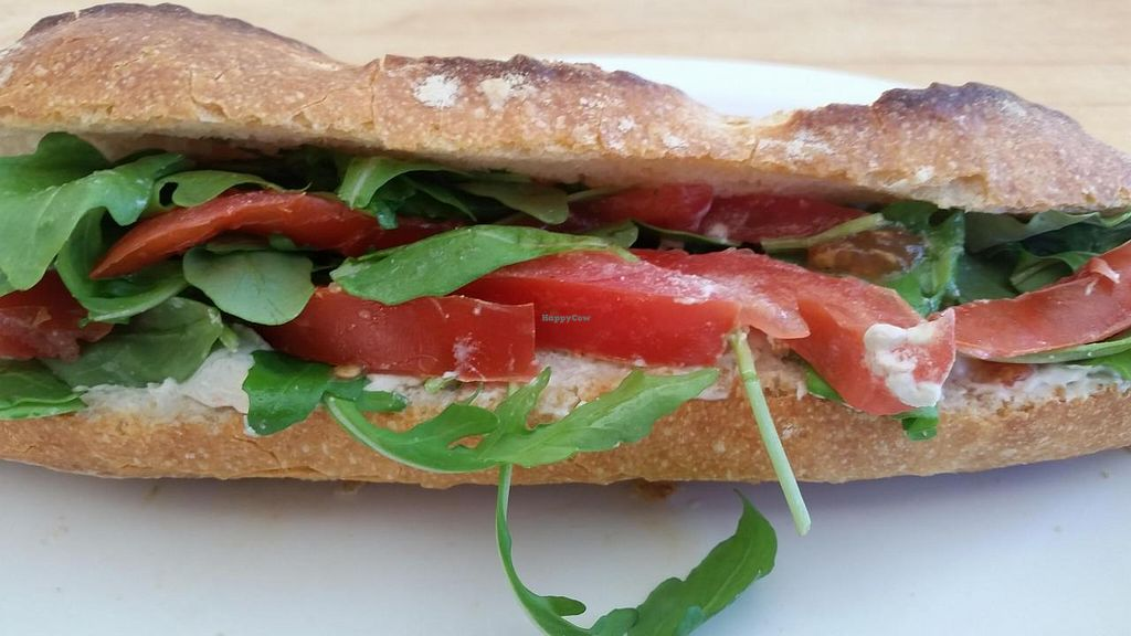 "Photo of Vromage  by <a href=""/members/profile/kenvegan"">kenvegan</a> <br/>Vegan blue cheese sandwich <br/> November 22, 2014  - <a href='/contact/abuse/image/52080/86235'>Report</a>"