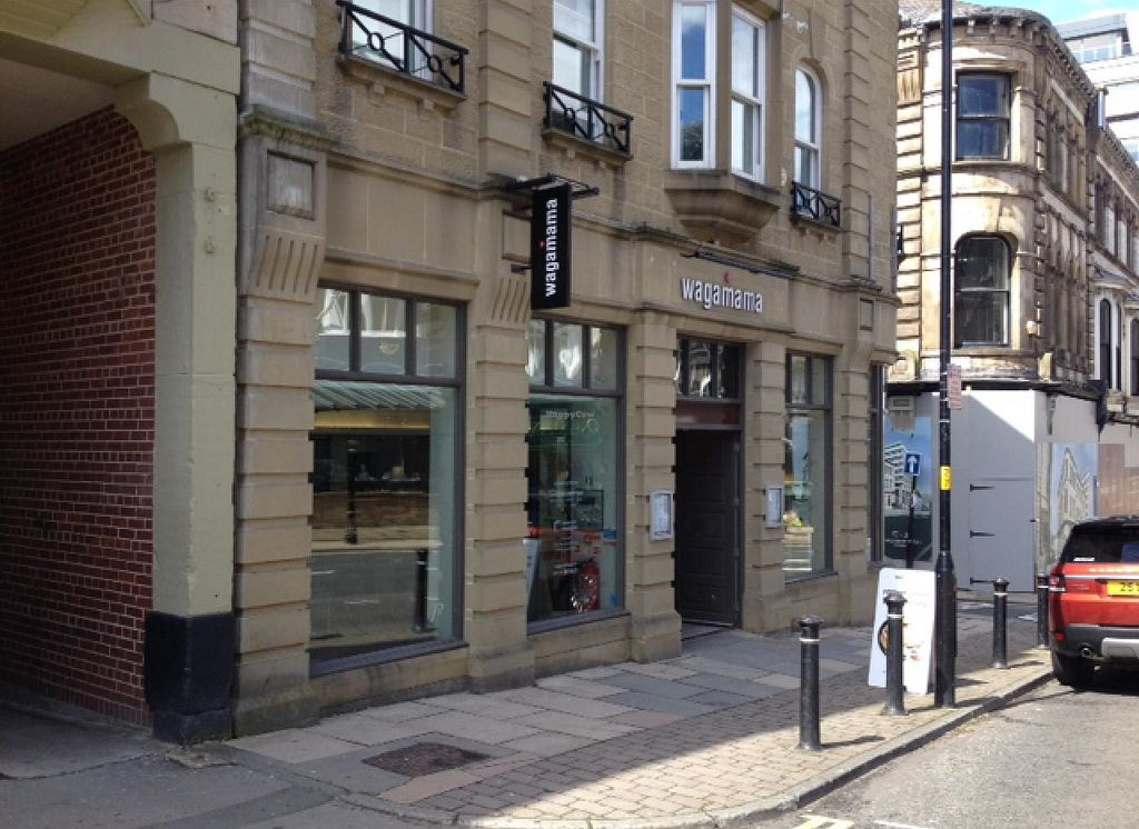 """Photo of Wagamama  by <a href=""""/members/profile/hack_man"""">hack_man</a> <br/>outside  <br/> May 7, 2015  - <a href='/contact/abuse/image/52124/101494'>Report</a>"""