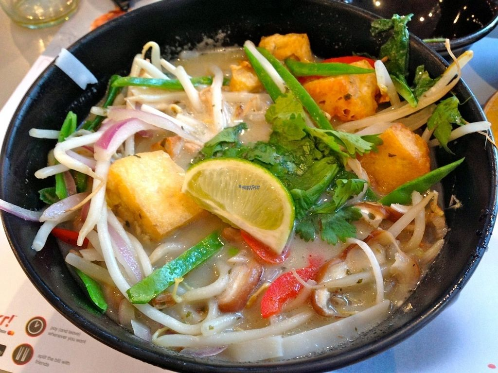 """Photo of Wagamama  by <a href=""""/members/profile/Meaks"""">Meaks</a> <br/>Yasai Itame <br/> September 4, 2016  - <a href='/contact/abuse/image/52124/173400'>Report</a>"""
