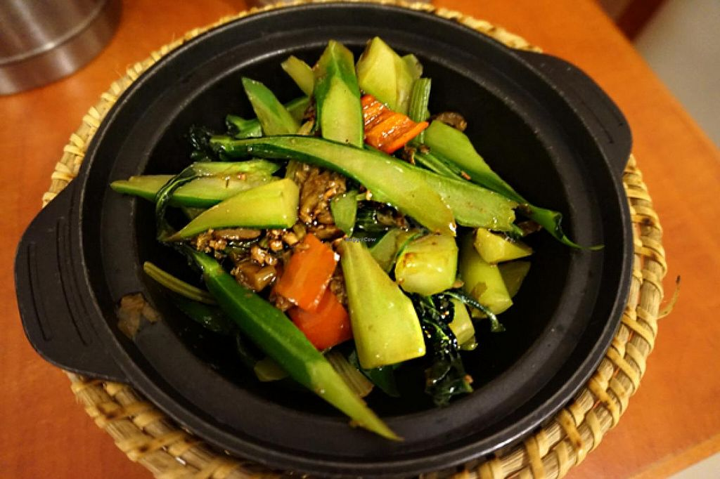 """Photo of Meet At Sakura Veggie  by <a href=""""/members/profile/Stevie"""">Stevie</a> <br/>9 <br/> June 12, 2015  - <a href='/contact/abuse/image/52169/105652'>Report</a>"""